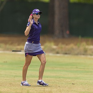 Paula Creamer during Saturday's third round of the U.S. Women's Open at Pinehurst No. 2.