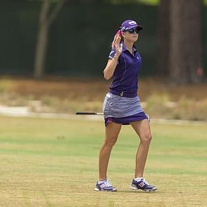 Paula Creamer during Saturday's third round of the U.S. Women's Open at Pinehurst No. 2.