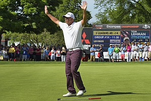 Tom Lehman won the Champions Tour's Encompass Championship on June 22.