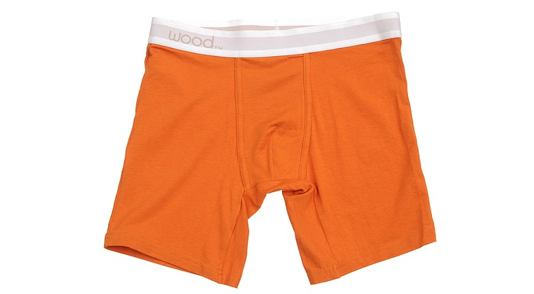 Wood underwear is available for $20 per pair.