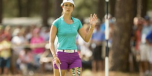 Winner's Style: Michelle Wie at USWO