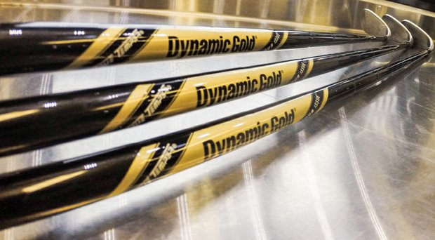 True Temper Dynamic Gold Onyx Tour Issue wedge shaft