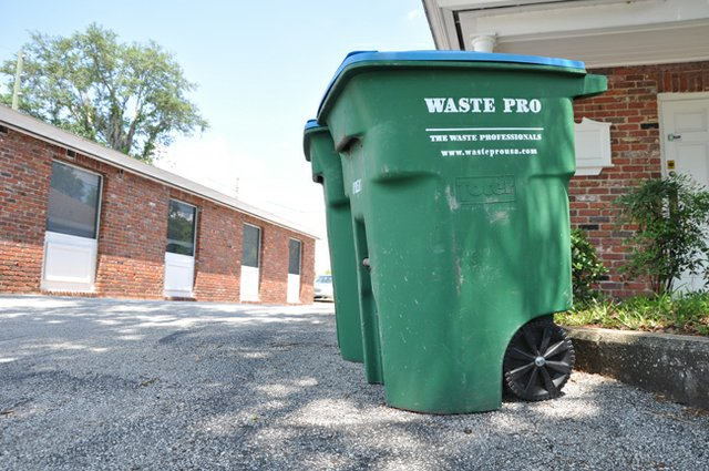 Winter Park's recycling programs and participation lag far behind nearby cities, with some local cities recycling twice as much trash.