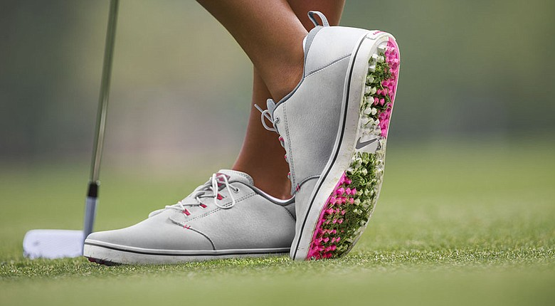 Nike Golf's new Lunar Adapt for women becomes available July 1.