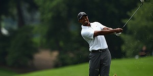 Tracker: Tiger shoots 75, misses cut at National