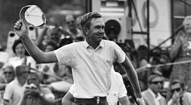 "Al Geiberger, 76, is the founding member of golf's '59 club,' the original ""Mr. 59,"" who on June 10, 1977 made history during the second round of the Danny Thomas Memphis Classic at Colonial Country Club."