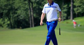 PHOTOS: Justin Rose's apparel, Quicken Loans National