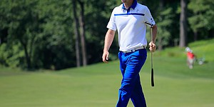 PHOTOS: Justin Rose's apparel, Quicken Loans National