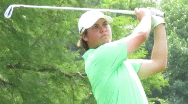 Joey Johnson won his second consecutive Missouri Amateur title on June 29.