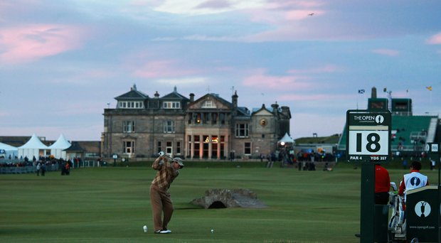 Tom Watson will tee it up at St. Andrews (shown here in 2010) with the exemption the R&A extended on Tuesday to the 2015 Open Championship.