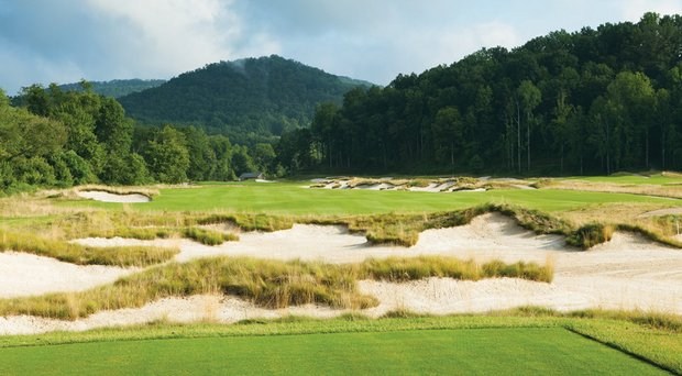 Cliffs Communities' Mountain Park course in Travelers Rest, S.C.