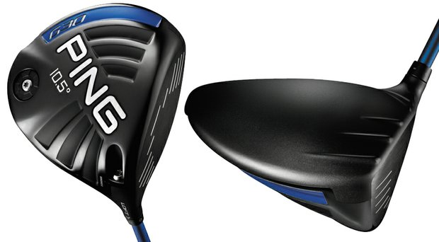 The new Ping G30 driver.