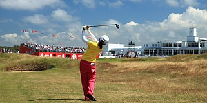 Tracker: Uehara (68) leads Women's British Open