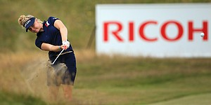 PHOTOS: 2014 Women's British Open, Saturday