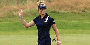 66 moves Hull into contention at Royal Birkdale