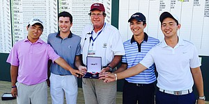Ghim shares medal at APL, then caddies in playoff