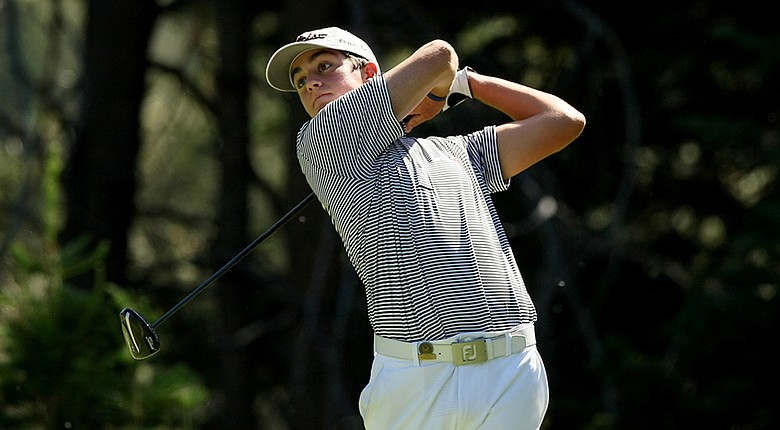 Davis Riley, runner-up at the 2013 U.S. Junior Amateur, is one of 156 junior boys golfers set to compete at the 2014 U.S. Junior Amateur July 21-26 in The Woodlands, Texas.