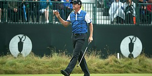 Walker aims for top-10 finish at Open