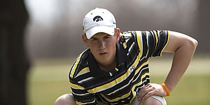 Iowa Hawkeyes open seven-shot lead at Golfweek Conference Challenge