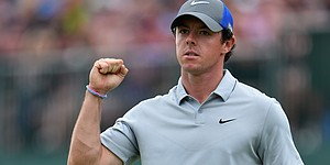 McIlroy soars to six-shot British Open lead