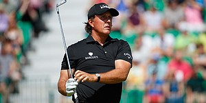 Notes: Mickelson's spirited defense; easy Sunday; more