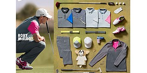 Winner's Style: Rory McIlroy at the British Open