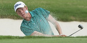 On break from camp, Dickson enjoying U.S. Junior