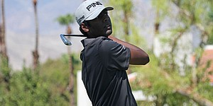 Arasu, Theegala prep for U.S. Amateur Four-Ball at Junior Invitational