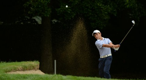 Will Thomson became the youngest player to play in the Porter Cup history on Wednesday at the age of 13.