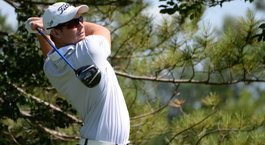 Geoff Drakeford leads by 3 at Porter Cup