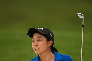 Ellen Takada during the third round of the 2014 Junior PGA Championship at Miramont Country Club in Bryan, Texas.
