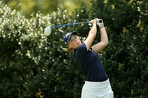 Casey Danielson at the 2014 U. S. Women's Amateur at Nassau Country Club in Glen Cove, N. Y.