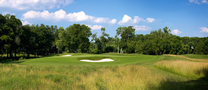 The eighth hole at Valhalla, 2014 PGA Championship host.