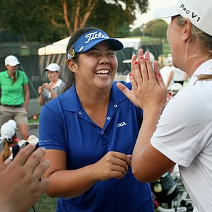 Bethany Wu is the stroke-play medalist at the 2014 U. S. Women's Amateur at Nassau Country Club.