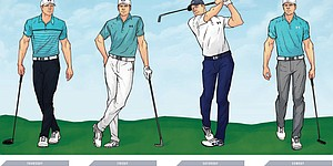 Spieth, Mahan's apparel for 2014 PGA Championship