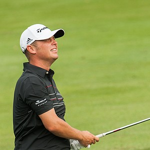 Brian Norman during the 2014 PGA Championship at Valhalla.