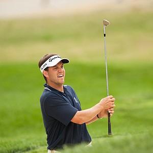 Eric Williamson during the 2014 PGA Championship at Valhalla.