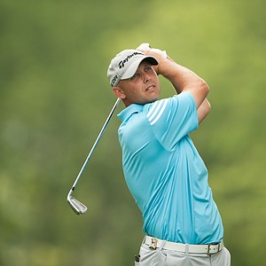 Jamie Broce during the 2014 PGA Championship at Valhalla.