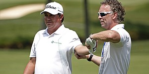 Jason Dufner WDs from PGA with neck pain