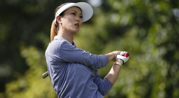 Michelle Wie will miss three to five weeks due to a stress reaction in the bone of her right index finger.