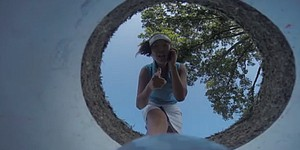 VIDEO: A view from the cup at Women's Am