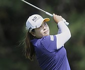 Park leads Lewis, Feng by four at LPGA Taiwain