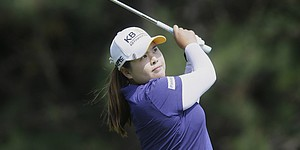 Park leads Lewis, Feng by four at LPGA Taiwan