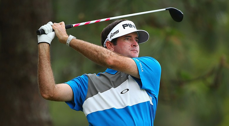 Bubba Watson was one of nine players who earned automatic spots on the 2014 U.S. Ryder Cup team.
