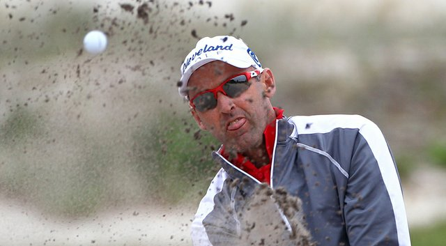 Cameron Percy won the Web.com Tour's Price Cutter Charity Championship on Sunday by one.