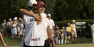 Gillman prevails at U.S. Women's Amateur