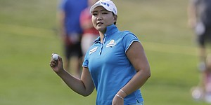 M. Lee tops Park in playoff at Meijer LPGA Classic