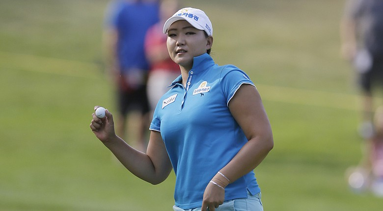 Mirim Lee picked up her first LPGA victory on Sunday at the Meijer LPGA Classic in a playoff over Inbee Park.