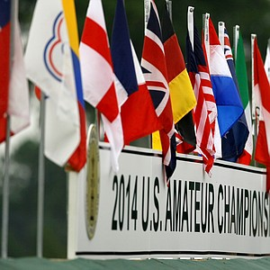 2014 U.S. Amateur at the Atlanta Athletic Club Highlands Course.