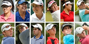Burns, Gillman highlight U.S. Junior Ryder Cup team